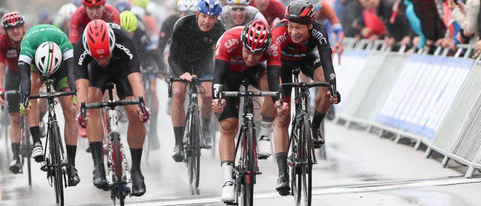 Hardenberg maakt etappeschema Olympia's Tour compleet